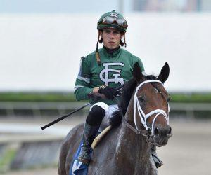 Irad Ortiz-Gulfstream fight