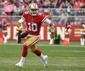 Jimmy G San Francisco 49ers Niners Trade NFL Draft Miami Dolphins picks