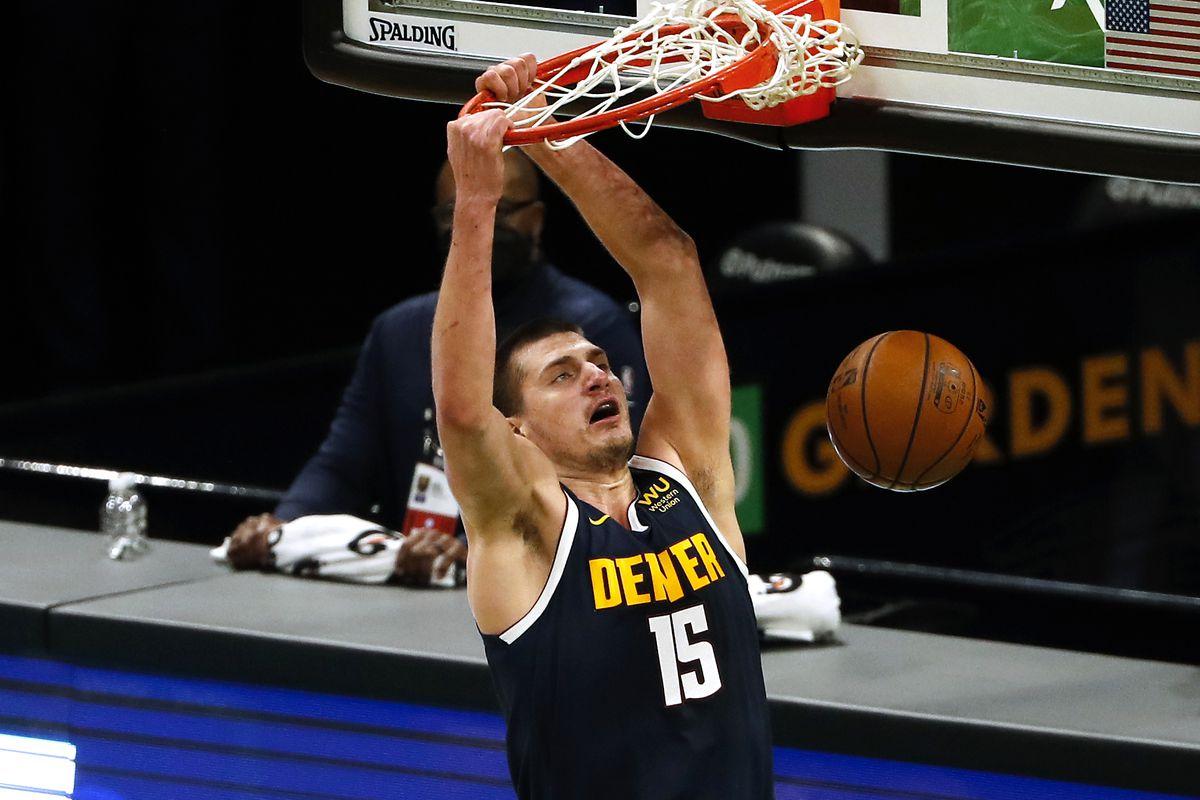 Nikola Jokic MVP Odds Denver Nuggets NBA