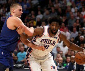2021 NBA MVP odds LeBron James Joel Embiid Nikola Jokic Luka Doncic