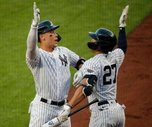 AL East New York NY Yankees Bronx Bombers Preview Aaron Judge Giancarlo Stanton World Series
