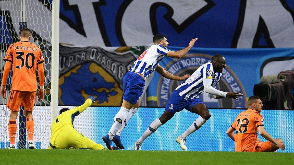 Juventus Porto mengalahkan Liga Champions