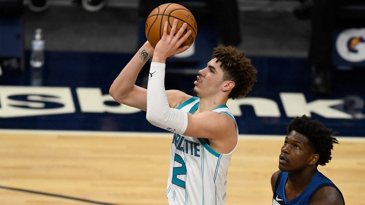 LaMelo Ball Anthony Edwards Rookie of Year NBA Odds