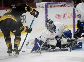 The NWHL will conclude its Isobel Cup Playoffs later this month at Warrior Ice Arena in Brighton, Massachusetts. (Image: Michelle Jay)