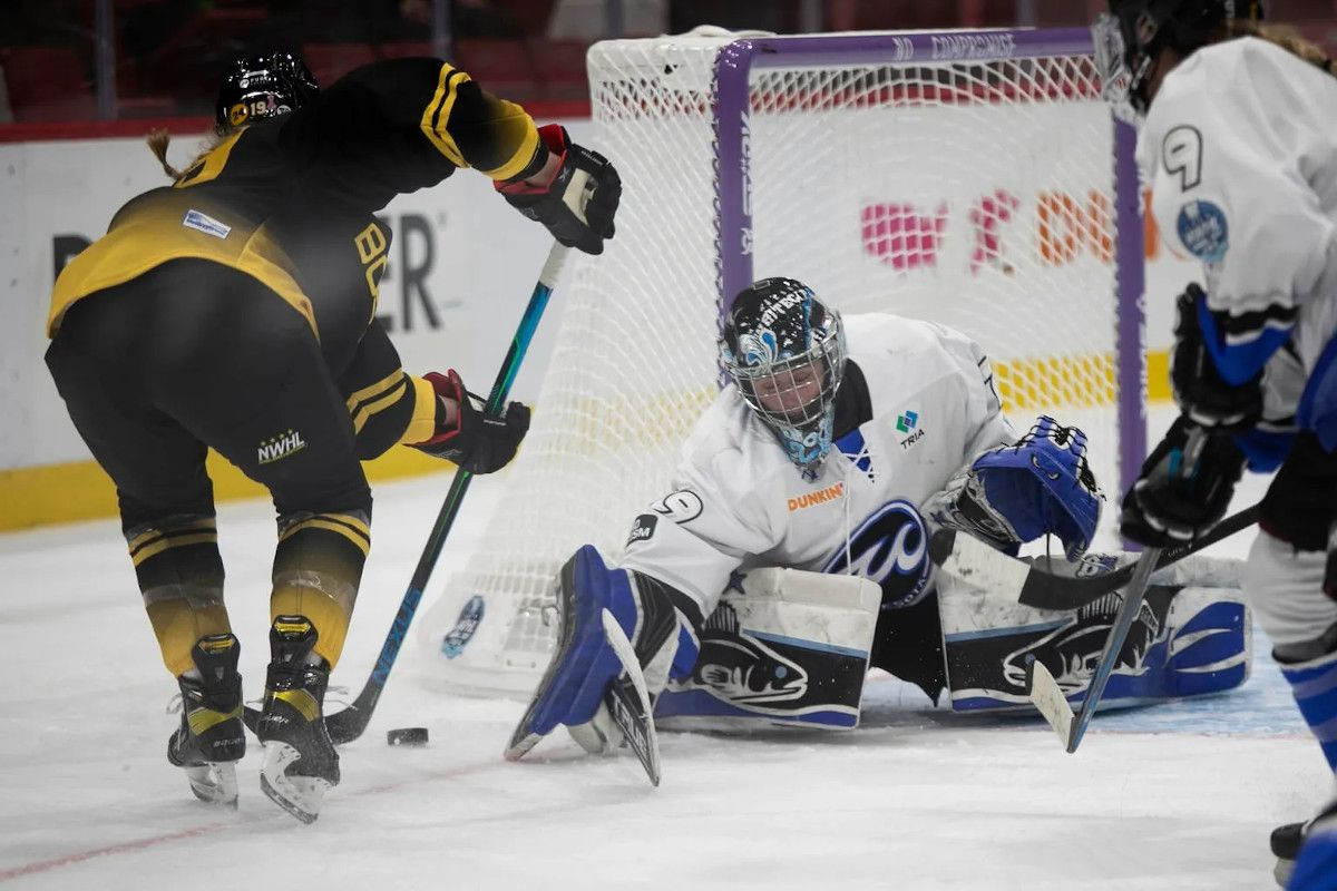 NWHL Isobel Cup Playoffs