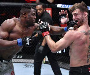 Ngannou Miocic UFC 260