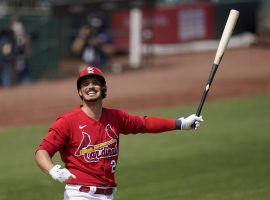 The St. Louis Cardinals traded for Nolan Arenado in the offseason, making themselves the favorites to win the NL Central title in 2021. (Image: Jeff Roberson/AP)