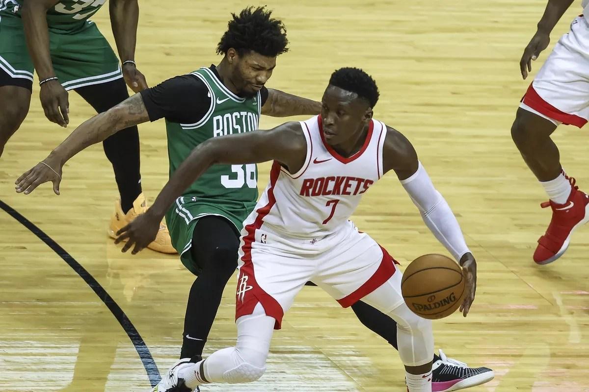 Houston Rockets losing streak Victor Oladipo