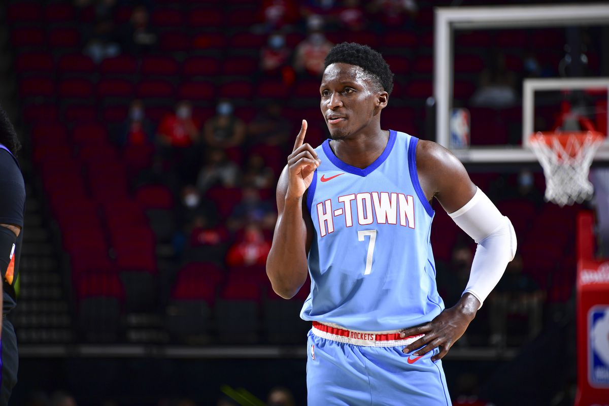 Victor Oladipo Trade Rumor Golden State Warriors Houston Rockets