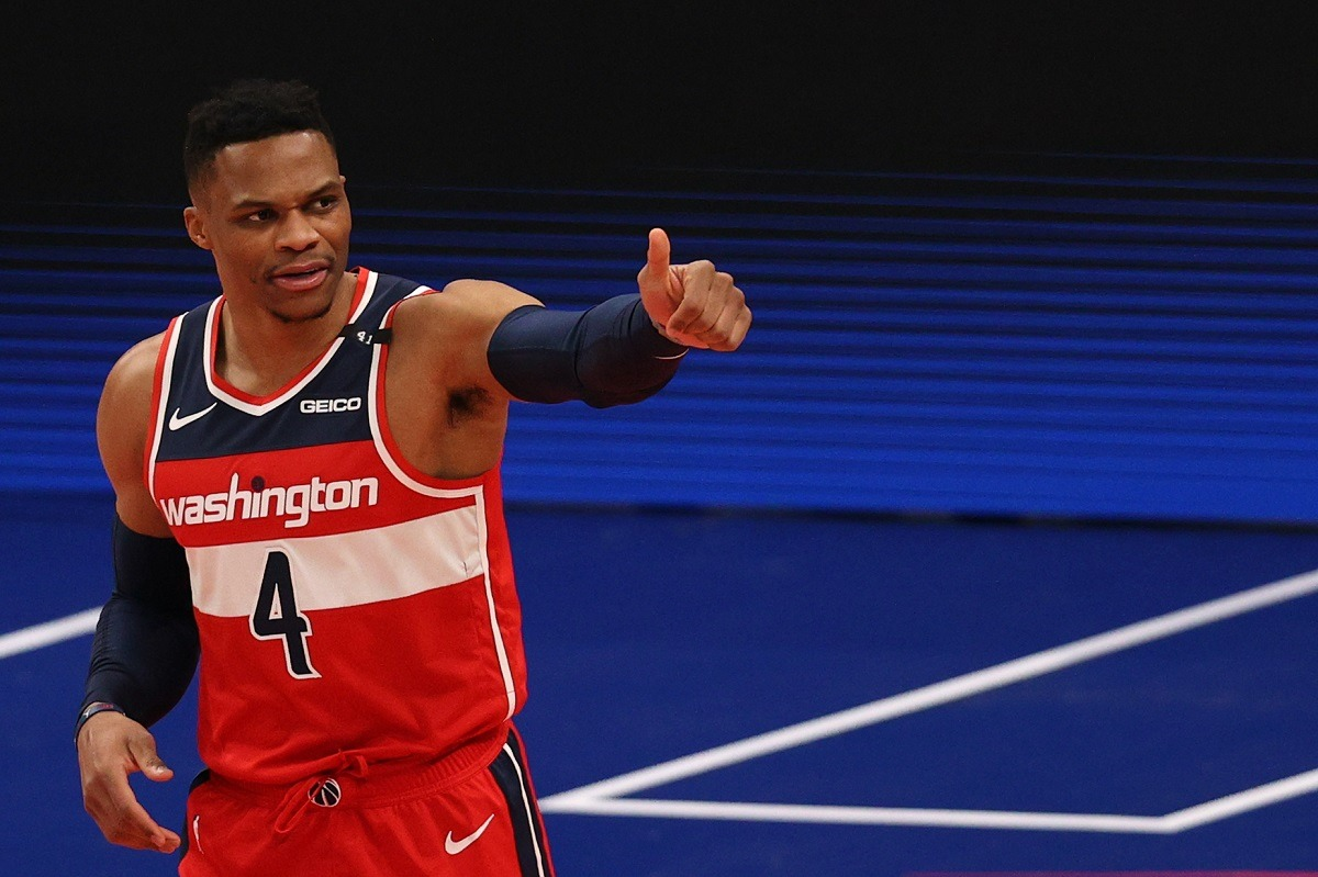 Russell Westbrook Trade Rumors LA Clippers Washington Wizards