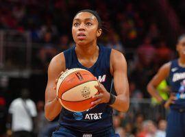 Retired WNBA player Renee Montgomery (Image: Rich von Biberstein/Getty)