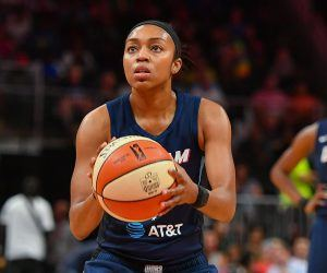 Renee Montgomery is part of the investment group that purchased the WNBA Atlanta Dream