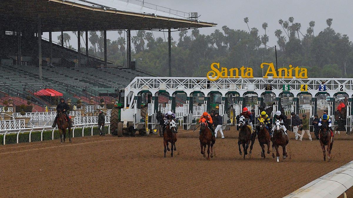Santa Anita terbuka untuk penggemar