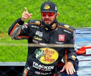 Pennzoil 400 Las Vegas NASCAR