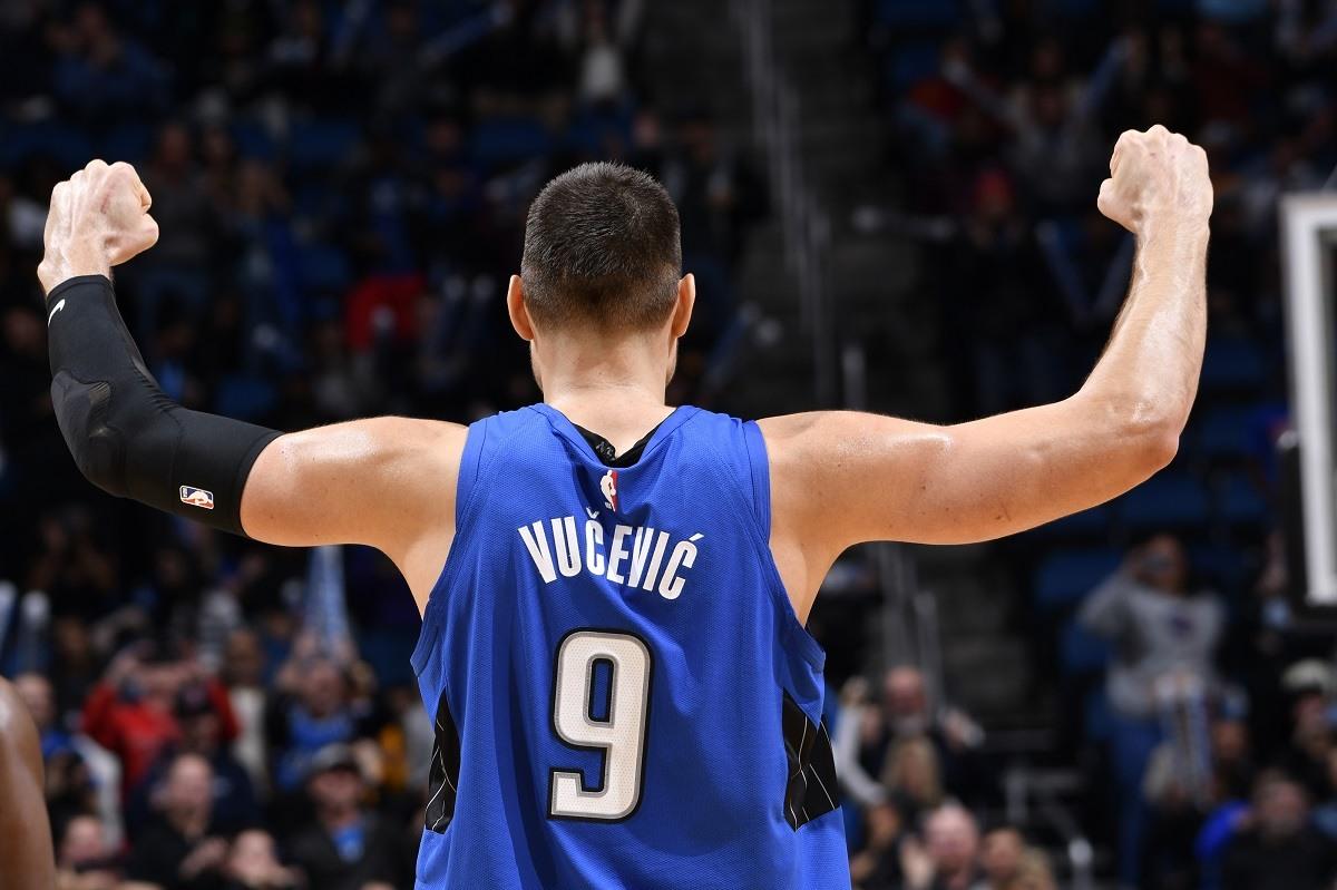 NBA Nikola Vucevic Orlando Magic Trade Chicago Bulls