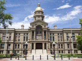 A Wyoming Senate committee passed a sports betting bill on to the full Senate after the legislation narrowly made it through the state House. (Image: SweetWaterNow)