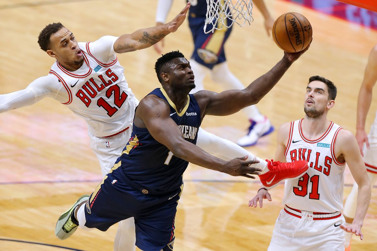 Zion Williamson New Orleans Pelicans NBA best totals betting teams over under New York Knicks
