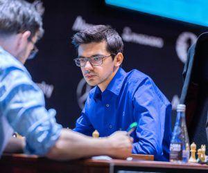 Candidates Tournament odds Giri