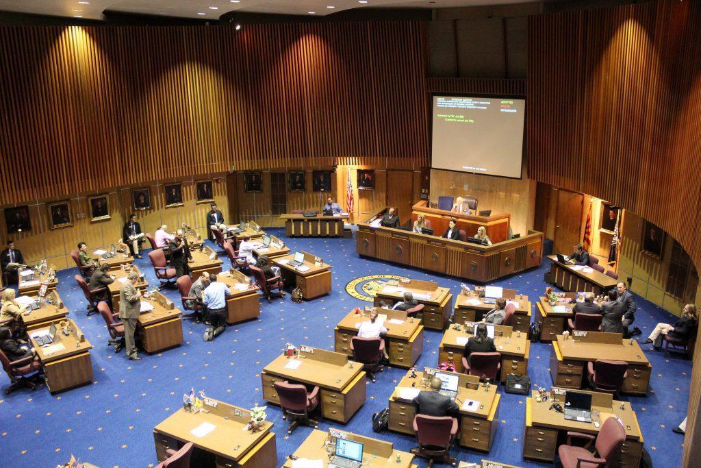Arizona Senate (KNAU)