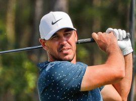 Brooks Koepka is returning to action this week at the 2021 Masters, just three weeks after undergoing knee surgery. (Image: Mike Watters/USA Today Sports)