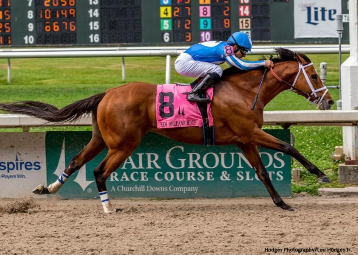 By My Standards-Oaklawn Mile