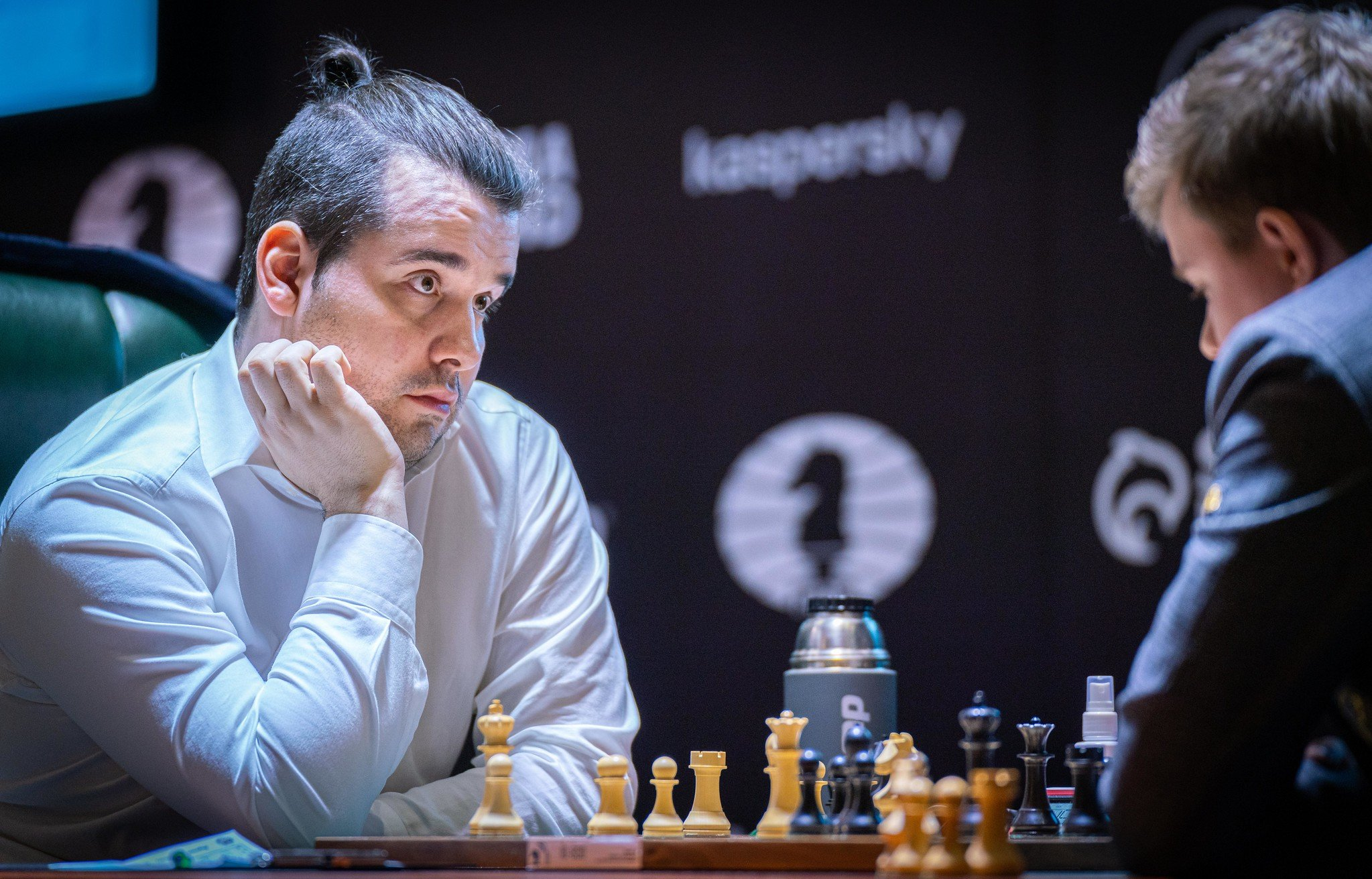 Candidates Tournament odds Nepomniachtchi