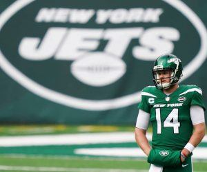 LOL Jets NY Trade Sam Darnold QB Carolina Panthers