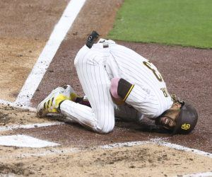 Fernando Tatis Jr. Injury
