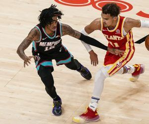 Ja Morant Memphis Grizzlies NBA Weekend Betting Preview Hawks Hornets