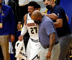 Jamal Murray injury ACL