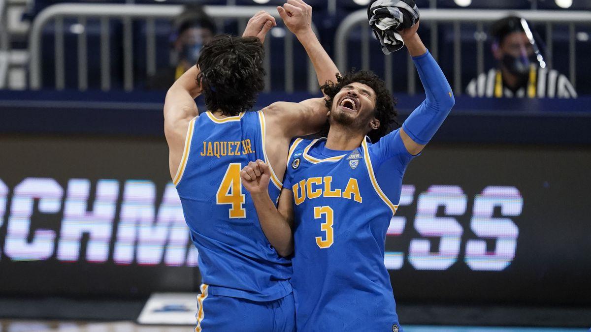 March Madness Final Four UCLA Bruins Preview Gonzaga Johnny Juzang Jaime Jaquez
