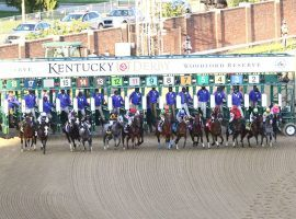 Churchill Downs has horseplayers covered across the gate with a smorgasbord of betting options for Kentucky Oaks/Derby week. (Image: Coady Photography)