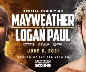 Mayweather Paul odds boxing