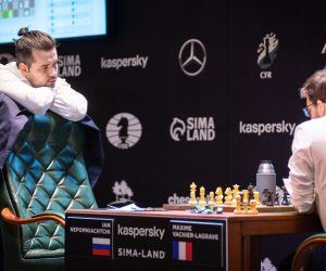 Ian Nepomniachtchi Candidates Tournament