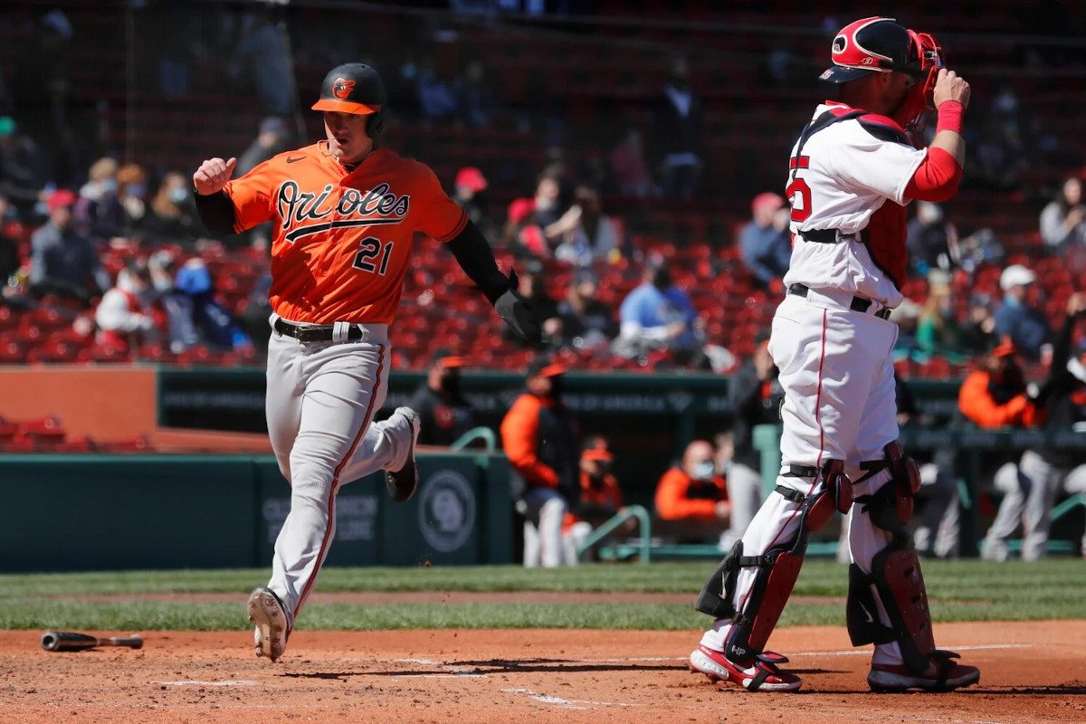 Red Sox sweep Fenway Orioles