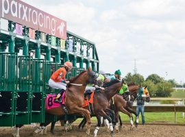 The Pennsylvania Derby and Cotillion Stakes return to Parx Racing after taking last year off due to the COVID-19 pandemic. (Image: Parx Racing)