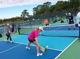 Pickleball is growing quickly in the United States, but has many hurdles to overcome before it could become an Olympic sport. (Image: USAPA/Facebook)