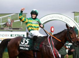 Rachael Blackmore and 11/1 Minella Times brought home more than winning Grand National tickets. The first woman jockey in the 182-year history of the world's most famous steeplechase captured the world's fancy. (Image: PA)