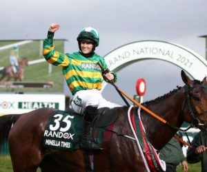 Rachael Blackmore-Grand National