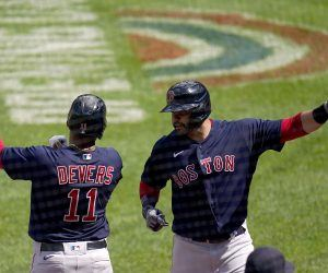 Boston Red Sox odds winning streak