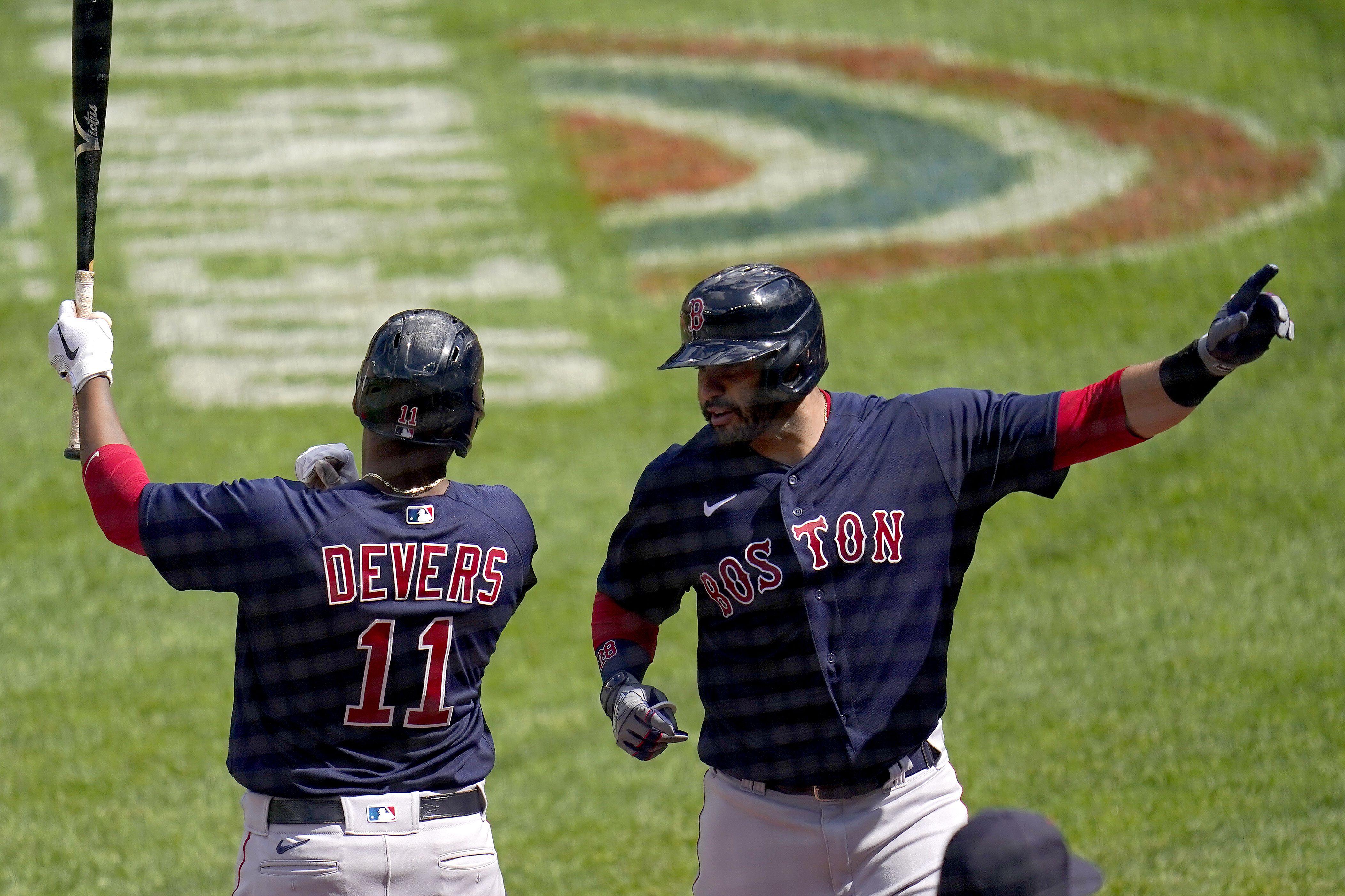 Peluang kemenangan beruntun Boston Red Sox