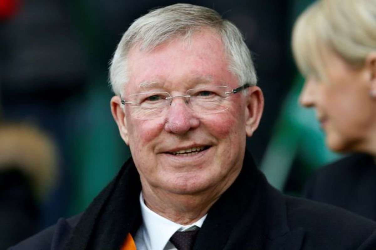Sir Alex Ferguson-Grand Natoinal