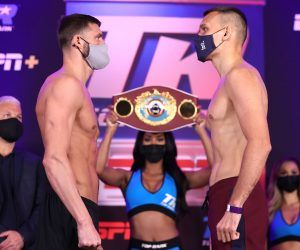 Smith Vlasov odds boxing