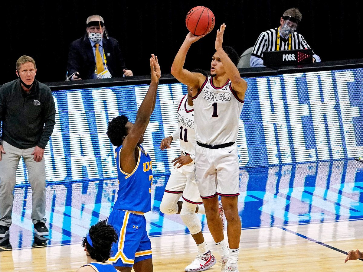 March Madness Gonzaga Jalen Suggs Championship Betting Preview
