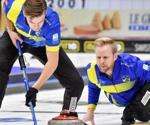 World Men's Curling Championship odds