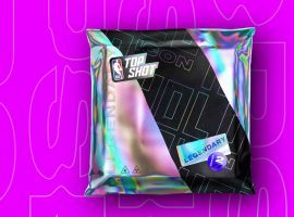 Monday saw the return of legendary packs to NBA Top Shot, courtesy of a $999 Holo Icon drop. (Image: NBA Top Shot)