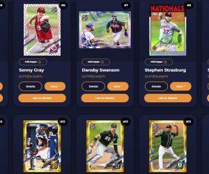 Topps MLB NFT