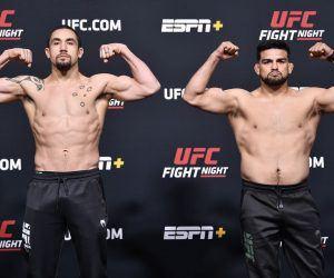 Whittaker Gastelum odds UFC