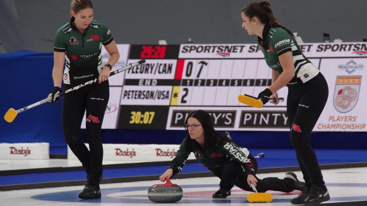 Peluang Kejuaraan Curling Wanita Dunia