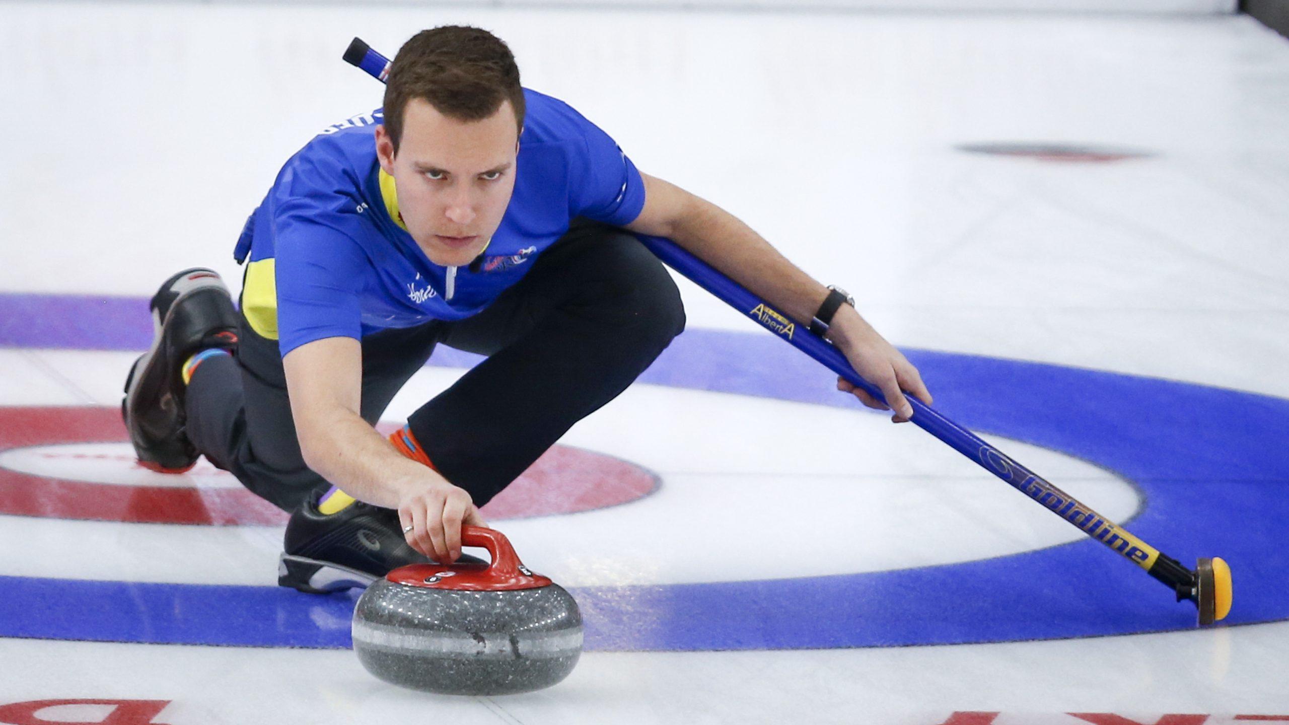 Peluang Kejuaraan Curling Dunia Putra